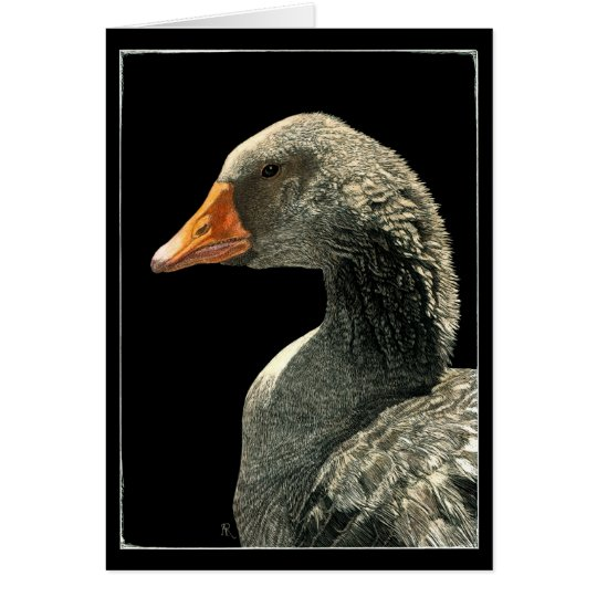 """Goose Card - """"Lucy"""""""