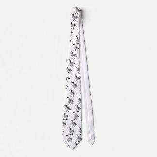 Goose Design Tie