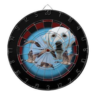 Goose hunter 3 dartboard with darts