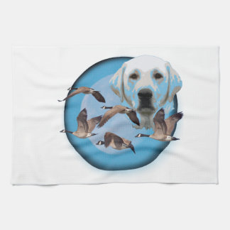 Goose hunter 3 kitchen towel