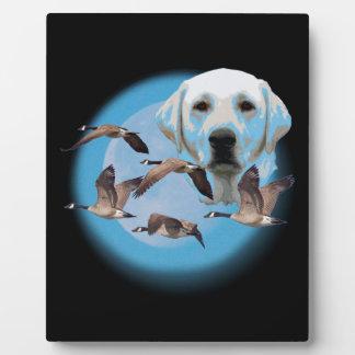 Goose hunter 3 plaque