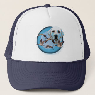 Goose hunter 3 trucker hat