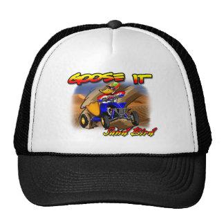 Goose It Sand Bird Quad Hat
