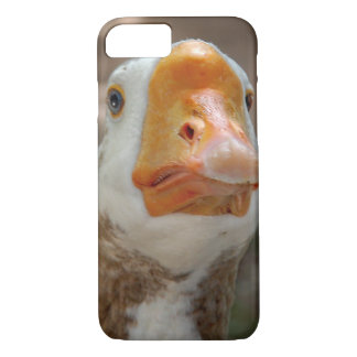 Goose Portrait iPhone 8/7 Case