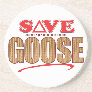 Goose Save Coasters