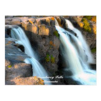 Gooseberry Falls, Minnesota Postcard
