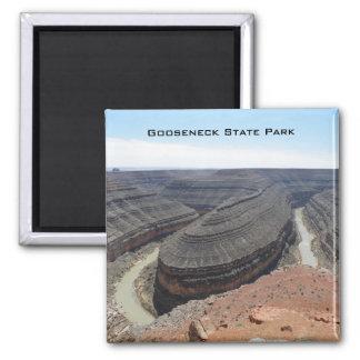 Gooseneck State Park Magnet