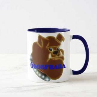 Goosfraba Bulldog Mug