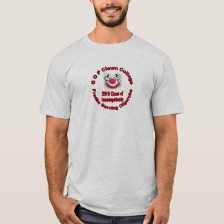 GOP Clown College T-Shirt