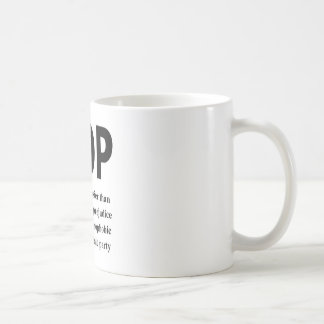 GOP# COFFEE MUG