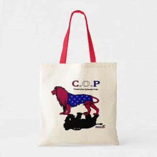 GOP Is Dead Canvas Bag