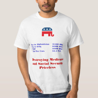 GOP Priceless T-Shirt