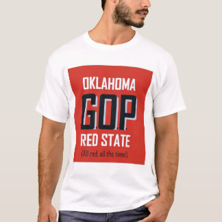 GOP Red State T-Shirt
