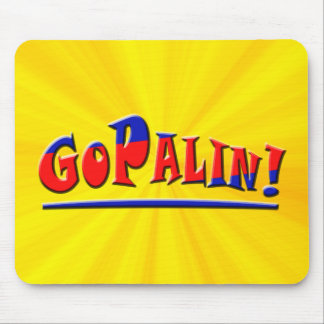 GOPALIN! MOUSE PAD