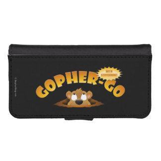 Gopher-Go iPhone 5 Wallet