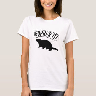 Gopher It T-Shirt