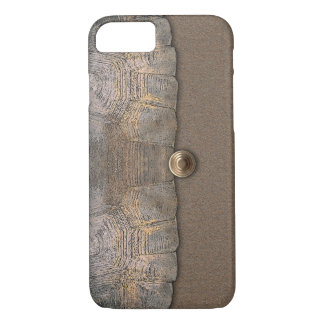 Gopher Tortoise Shell Clutch iPhone 7 Case