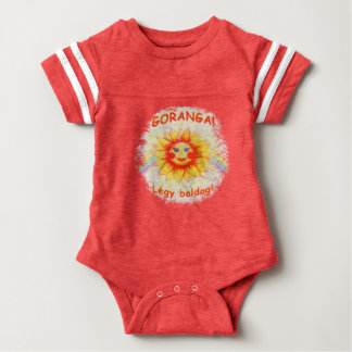 goranga baby bodysuit