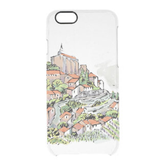 Gordes iPhone 6/6S Clear Case