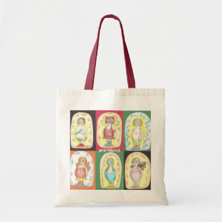 Gordi-Figthers Tote Bag