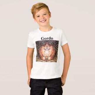 """""""Gordo"""" Kid's Jersey Tee Shirt"""