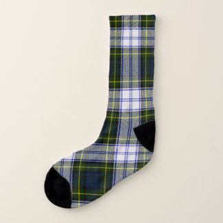 Gordon Dress Plaid Socks 1
