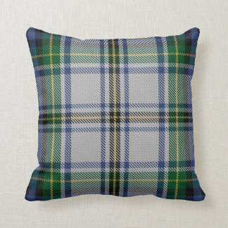 Gordon Dress Tartan Pillow