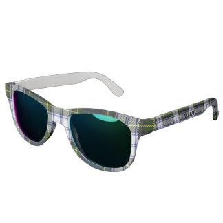 Gordon Dress Tartan Plaid Custom Sunglasses