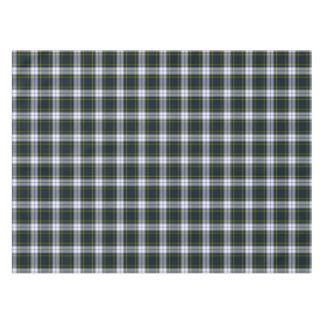 Gordon Dress Tartan Plaid Table Cloth