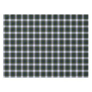 Gordon Dress Tartan Plaid Table Cloth Tablecloth