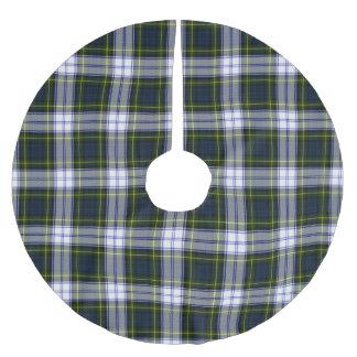 Gordon Dress Tartan Plaid Tree Skirt Brushed Polyester Tree Skirt