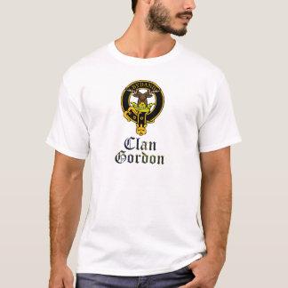 Gordon scottish crest and tartan clan name T-Shirt