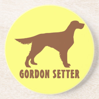 Gordon Setter Coaster