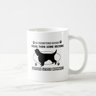 Gordon setter designs coffee mug