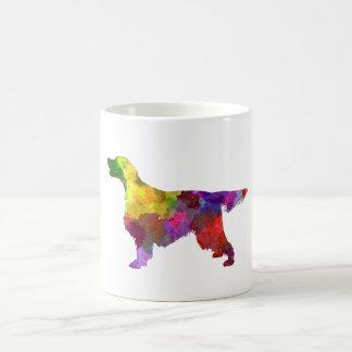 Gordon Setter in watercolor 2 Coffee Mug