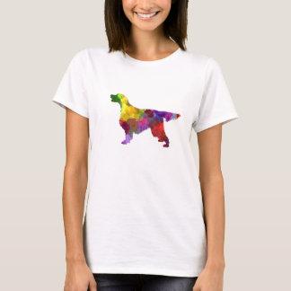 Gordon Setter in watercolor 2 T-Shirt