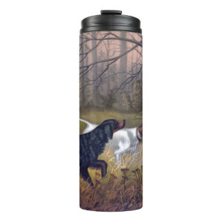 Gordon Setter on Point Tumbler