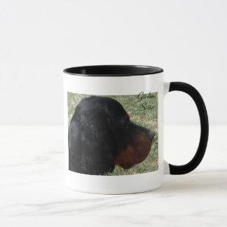 Gordon Setter Ringer Ceramic Mug