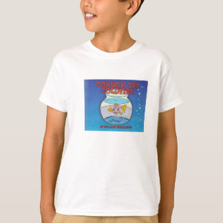 Gordon the Goldfish tee shirt