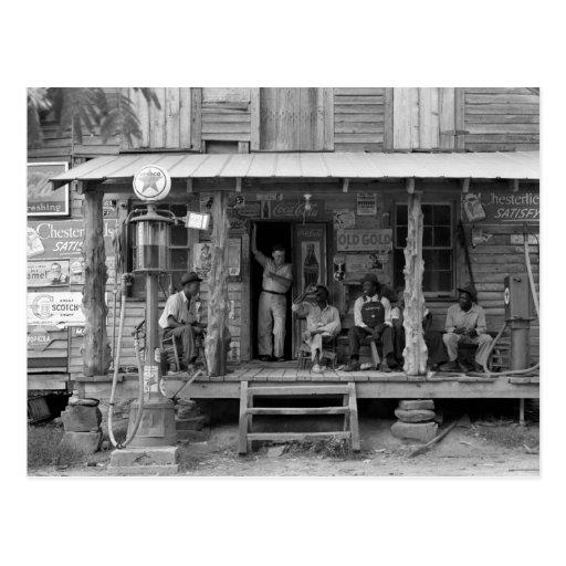 Gordonton, North Carolina: 1939 Postcards