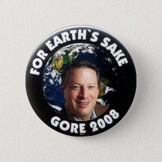 Gore 2008 - Button