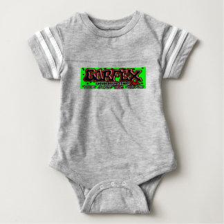 Gorfex logo baby bodysuit