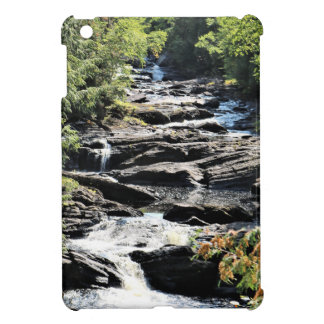 Gorge at Moxie Falls in West Forks Maine iPad Mini Cover