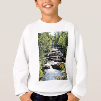 Gorge at Moxie Falls in West Forks Maine Sweatshirt