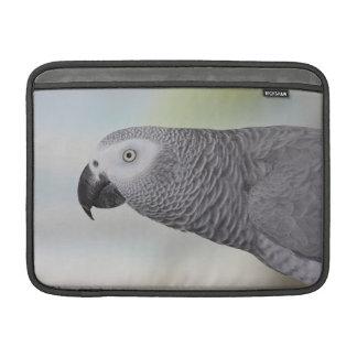 Gorgeous African Grey Parrot MacBook Air Sleeve