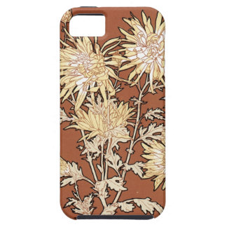 Gorgeous Art Nouveau Floral Art Cases, Speakers iPhone 5 Cases