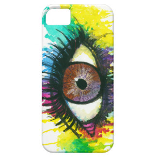 Gorgeous Chaos iPhone 5 Cover