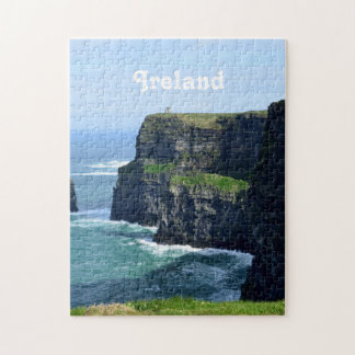 Gorgeous Cliffs of Moher Jigsaw Puzzle