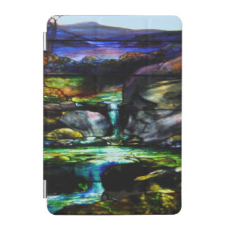 Gorgeous Colors Stain Glass Nature iPad Mini Cover