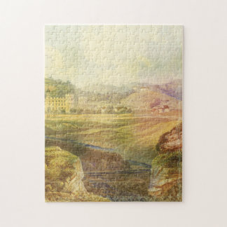 Gorgeous countryside jigsaw puzzle